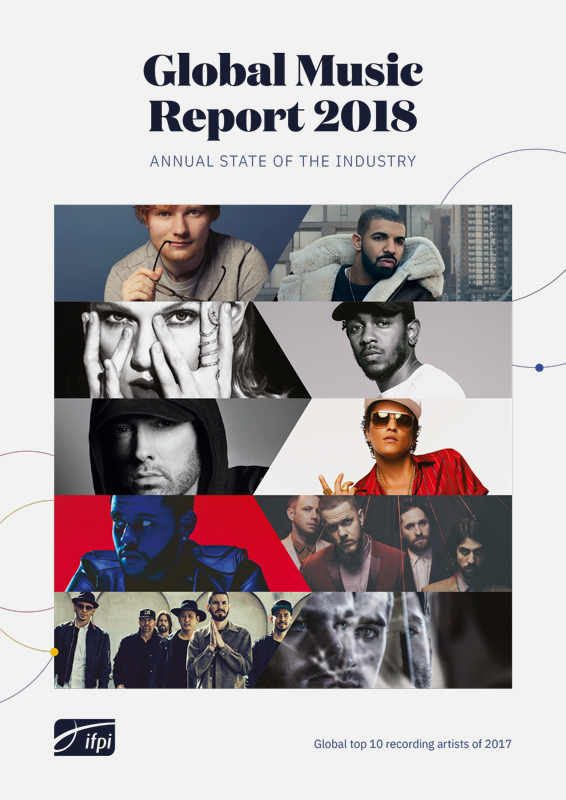 IFPI GLOBAL MUSIC REPORT 2018
