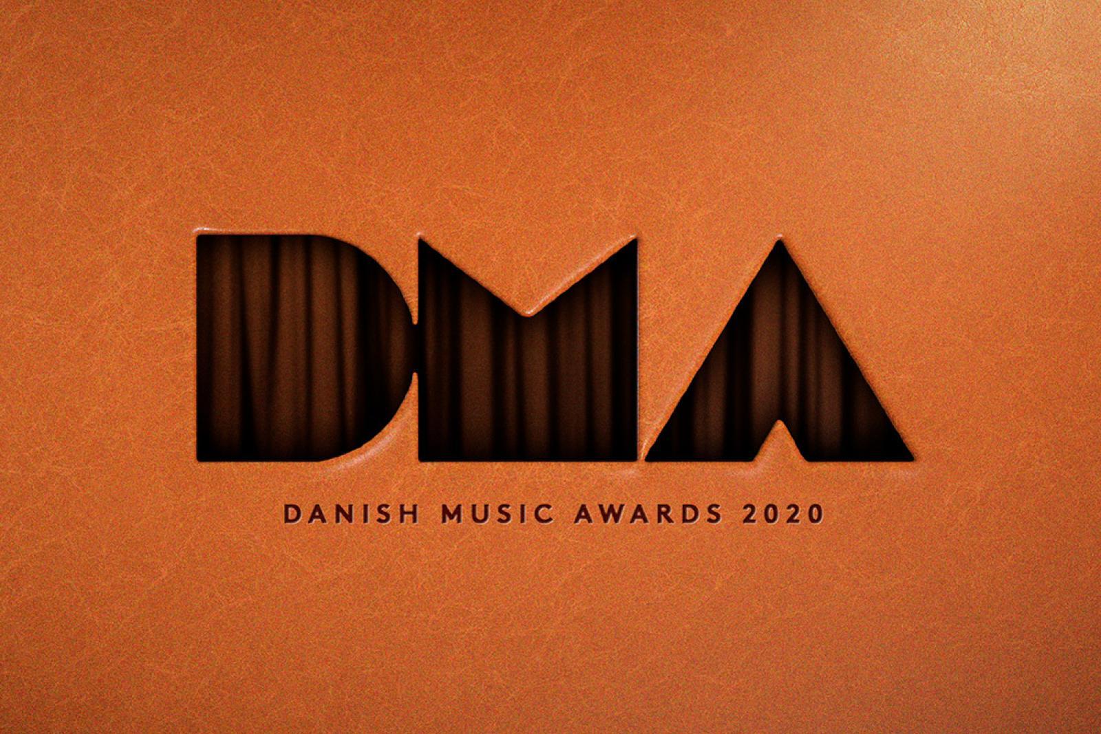 DMA 2020 - De nominerede er...